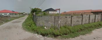Half Corner Plot Within a Well Developed Neighborhood, Rufus Jegede Street, By Tawakalitu Olabisi Lane, Ogombo, Ajah, Lagos, Mixed-use Land for Sale