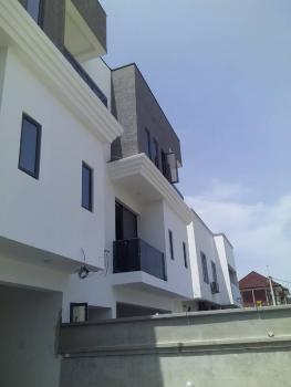 4 Bedroom Terraced House, Osapa, Lekki, Lagos, Terraced Duplex for Rent