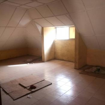 Fairly and Spacious Mini Flat, Off Cemetery Road, Ebute Metta East, Yaba, Lagos, Mini Flat for Rent