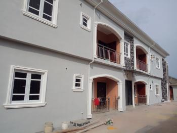3 Bedroom Flat Newly Built Tastefully Finished, Hill Top Estate, Radio Bus Stop, Off Awolowo Road, Ikorodu, Lagos, Flat for Rent