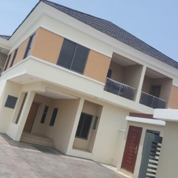 Beautiful 5 Bedroom Semi Detached House with 2 Room Bq, Lekki, Lagos, Semi-detached Duplex for Sale