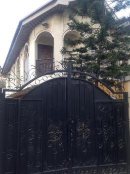4 Bedroom Semi Detached Duplex with 2 Room Boys Quarter, Atunranse Estate, Gbagada, Lagos, Semi-detached Duplex for Rent
