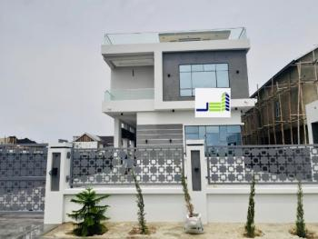 Five Bedroom Contemporary Detached House with Bq, Swimming Pool, Pinnock Beach Estate, Osapa, Lekki, Lagos, Detached Duplex for Sale