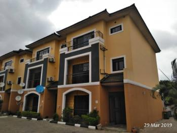 Very Lovely 4 Bedroom Townhouse with Bq, Ikeja Gra, Ikeja, Lagos, Terraced Duplex for Sale