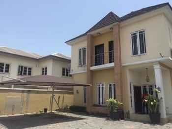 Neatly Maintained 4 Bedroom Fully Detached House with Bq Built on a Full Plot of Land in a Secured Estate, Dillon Estate, Off Ajiran Road, Agungi, Lekki, Lagos, Detached Duplex for Sale