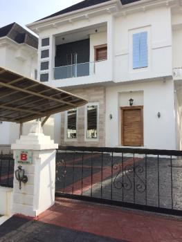 Luxury 5 Bedroom Fully Detached Duplex + Bq, Inside Lekki County Homes Estate / Megamound Estate, Ikota Villa Estate, Lekki, Lagos, Detached Duplex for Rent