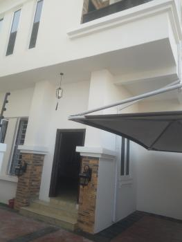 a Brand New Luxury 4 Bedroom Semi-detached with a Room Bq, Chevron, Chevy View Estate, Lekki, Lagos, Semi-detached Duplex for Rent