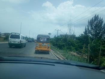 8000sqm of Land Along Lekki/epe Express, Lekki/epe Expressway, Sangotedo, Ajah, Lagos, Commercial Land for Sale