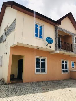 Tastefully Finished  3 Bedroom Luxury Terraced Duplex with a Domestic Room, Greenland Estate, By Lbs, Canaan Estate, Ajah, Lagos, Terraced Duplex for Rent