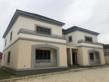 Brand New 4 Bedroom Duplex, Guzape District, Abuja, Semi-detached Duplex for Sale