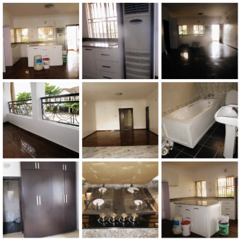 Massive Fitted 2 Bedroom Apartment with Standby Generator (upstairs), Lekki Phase 1, Lekki, Lagos, Flat for Rent