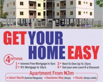 Rhema Gardens Isheri North, Behind Magodo Phase 1, Isheri North, Lagos, Residential Land for Sale
