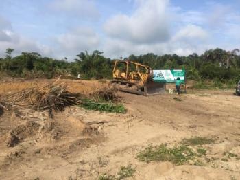 Dry Land, Earls Court Renewable Solar Powered Estate, Eleranigbe, Ibeju Lekki, Lagos, Land for Sale