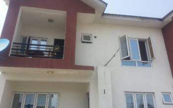 3 Bedroom Terraced Duplex, Lakeview Park Ii Estate, Lekki Phase 2, Lekki, Lagos, Detached Duplex for Sale
