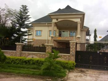 4 Bedroom Duplex with 2 Room Self Contained Bq, Supercell Estate, Wumba, Abuja, Detached Duplex for Sale