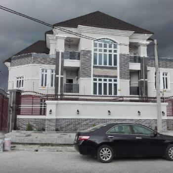 5 Bedroom Duplex, Lakeview Estate, Festac, Isolo, Lagos, Semi-detached Duplex for Sale