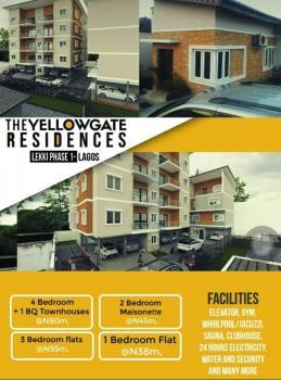 Yellow Gate Residence, Lekki Phase 1, Lekki, Lagos, House for Sale