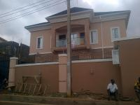5 Bedroom Detached Duplex(all En-suite) With Fitted Kitchen, Ante Room, Family Lounge And Boys Quarters, Gra, Magodo, Lagos, 5 Bedroom, 6 Toilets, 5 Baths House For Sale