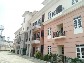 Brand New Spacious Apartment with Room & Parlor Bq and Elevator, Guzape District, Abuja, Flat for Rent
