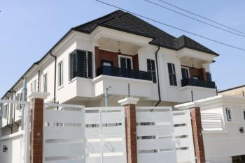 Brand New and Well Located Luxury Four (4) Bedroom Semi-detached House with Boys Quarters, Chevy View Estate, Lekki, Lagos, Semi-detached Duplex for Sale