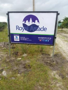 Estate Land  for Sale Royal Arcade Estate. C of O, Awoyaya, Ibeju Lekki, Lagos, Residential Land for Sale