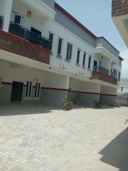 Well Finished 4 Bedroom Terrace Duplex, Van Daniels Estate, Off Orchid Road By Second Toll Gate, Lekki Phase 2, Lekki, Lagos, Terraced Duplex for Sale