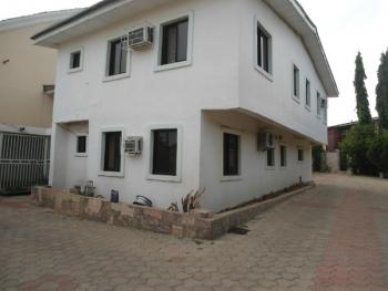 Luxury 4 Bedroom Duplex with 1 Bedroom Flat and 2 Room Self Contained Apartment, Off Adis Ababa Crescent, Zone 4, Wuse, Abuja, Detached Duplex for Sale