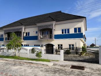4 Bedroom Terrace Home  (carcass/shell), Atican Beachview Estate, Ajah, Lagos, Terraced Duplex for Sale