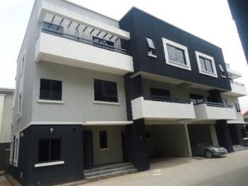 Tastefully Finished 4 Bedroom Semi Detached Duplex with Excellent Facilities, Oniru, Victoria Island (vi), Lagos, Semi-detached Duplex for Rent