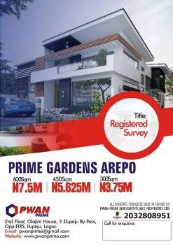 Estate Land, Prime Gardens, Ojodu, Lagos, Residential Land for Sale