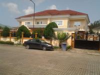 Exquisitely Built Massive 5 Bedroom Duplex With 3 Rooms Boys Quarters And Swimming Pool + Gym + Ample Parking (1000sqm Corner-piece Land), VGC, Lekki, Lagos, 5 bedroom, 6 toilets, 5 baths Detached Duplex for Sale