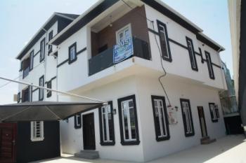 4 Bea Newly Built 4bedrooms Semi Detached Duplex Wit a Room Bqdroom Luxury Semi Detached Duplex and a Room Bq, Ikota Villa Estate, Lekki, Lagos, House for Rent