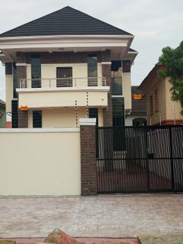 Newly Built Luxury 5 Bedrooms Fully Detached Duplex, 1 Room Bq, All Rooms En Suite, Gra, Magodo, Lagos, Detached Duplex for Sale