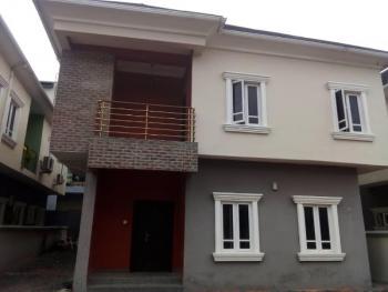 Brand New Fully Detached 4 Bedroom Duplex with Bq, Ikate Elegushi, Lekki, Lagos, Detached Duplex for Rent