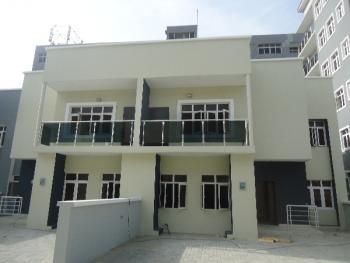 Tastefully Finished 4 Bedroom Semi Detached Duplex with Excellent Facilities, Oniru, Victoria Island (vi), Lagos, Semi-detached Duplex for Sale