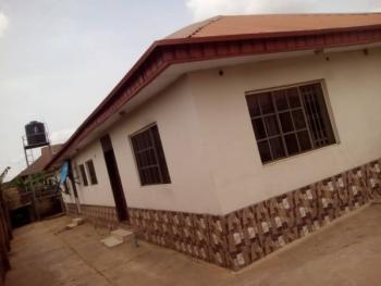 Twin 2 Bedroom Bungalow with 1 Plot and a Half in The Same Compound, Oluyole Estate, Ibadan, Oyo, House for Sale