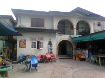 Existing 7 Rooms Hotel and Bar on Full Plot   in Ojodu, Near Grammar School Bus Stop, Ojodu, Lagos, House for Rent