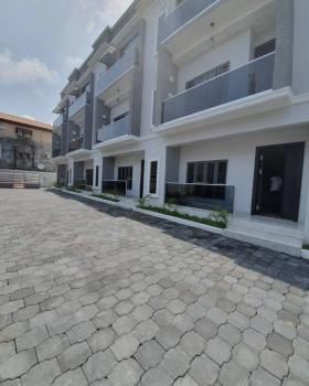 Brand New 4 Bedroom Terrace with 1 Bedroom Bq, Ikate Elegushi, Lekki, Lagos, Terraced Duplex for Rent