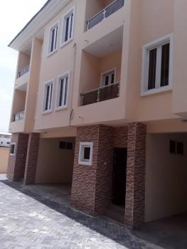 4 Bedroom Terrace Duplex with Bq, Marwa, Lekki Phase 1, Lekki, Lagos, Terraced Duplex for Rent
