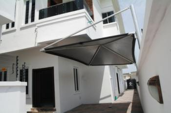 Lovely Built 4 Bedroom Semi Detached Duplex, Oral Estate, By Chevron Head Office, Lekki Expressway, Lekki, Lagos, Semi-detached Duplex for Sale