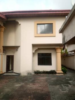Lovely 5 Bedroom Duplex with a Room Bq, Lekki Phase 1, Lekki, Lagos, Semi-detached Duplex for Rent
