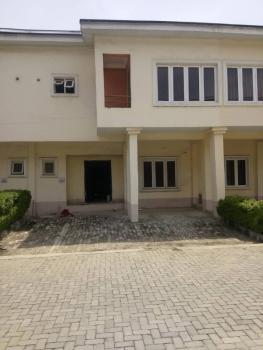 Carcass 4 Bedroom Terrace Duplex, Lekki Gardens (meadow Hall ), Ikate Elegushi, Lekki, Lagos, Terraced Duplex for Sale
