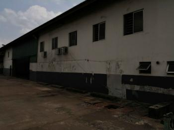 2 Bay Warehouse Measuring2300 Sqm, Agidingbi, Ikeja, Lagos, Warehouse for Rent