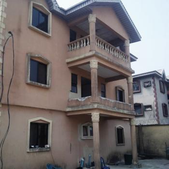 Neatly Built Block of 3 Bedroom Flats, Abraham Adesanya Estate, Ajah, Lagos, Flat for Sale