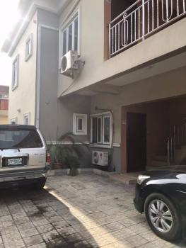 Spacious 2 Bedroom Flat with All Rooms, Thurbon Avenue, Behind Ozone Cinema, Saint Agnes, Yaba, Lagos, Flat for Rent