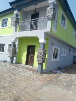 5 Bedroom Duplex with a Room Bq, Ikota Villa Estate, Lekki, Lagos, Semi-detached Duplex for Rent