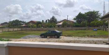 Standard One Full Plot of Dry Land with a Bungalow, Inside Comparative Villa Estate, Badore, Ajah, Lagos, Residential Land for Sale