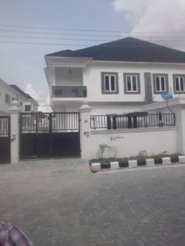 a Newly Completed and Well Finished 4 Bedrooms Wing of Duplex, Signature Estate, Chevron Alternative Route, Lekki, Lagos, Semi-detached Duplex for Rent