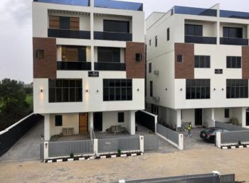 Two Units of Semi-detached 5-bedroom Duplexes with Its Own Compound, Off 3rd Avenue, Banana Island, Ikoyi, Lagos, Semi-detached Duplex for Sale