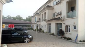 Brand New 4 Bedroom Terraced Duplex with Bq, Jabi, Abuja, Terraced Duplex for Rent